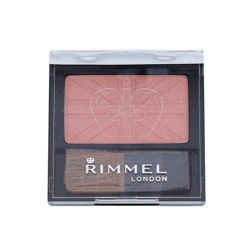 Rimmel London Soft Colour Blush Cosmetic 4,5g (Shade 120 Pink Rose) Paveikslėlis 1 iš 1 250873400048