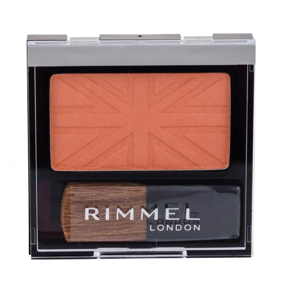 Rimmel London Soft Colour Blush Cosmetic 4,5g (Shade 190 Coral) Paveikslėlis 2 iš 2 250873400045