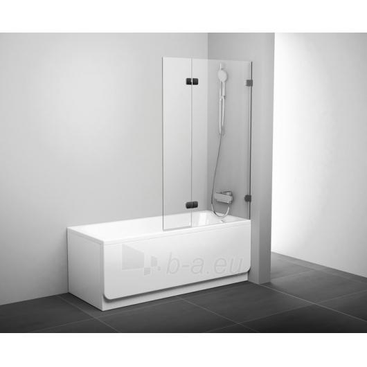 rinkinys: Vonios sienelė BVS2 100X150cm + B set+ laikiklis Paveikslėlis 1 iš 2 270717001193