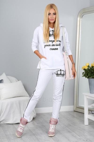 Rinkinys Belinda (baltos spalvos) Paveikslėlis 1 iš 4 310820035480