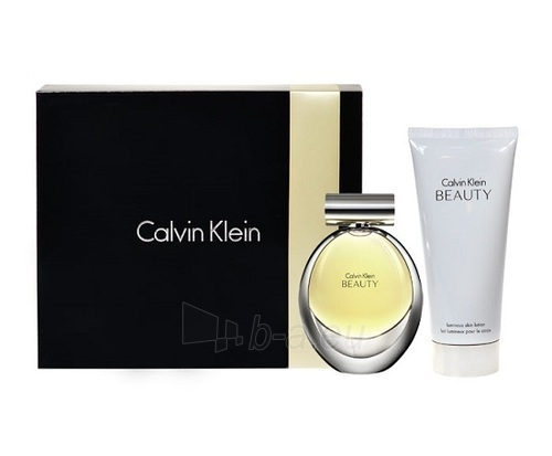 Set Calvin Klein Beauty EDP 50ml + 100ml body lotion Paveikslėlis 1 iš 1 250811000449