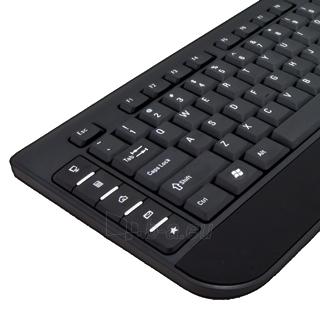 Rinkinys Esperanza EK120: Bevielė klaviatūra Pelė USB | 2.4 GHz Paveikslėlis 6 iš 7 250255701076