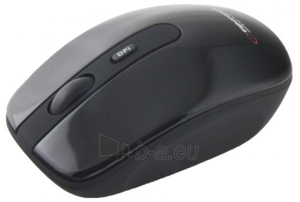 Rinkinys Esperanza EK122K: Bevielė klaviatūra Pelė USB | 2.4 GHz Paveikslėlis 4 iš 6 250255701077
