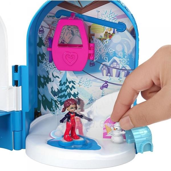 Rinkinys FRY35 / FRY37 Polly Pocket Snowball Surprise™ Compact Paveikslėlis 5 iš 6 310820230709