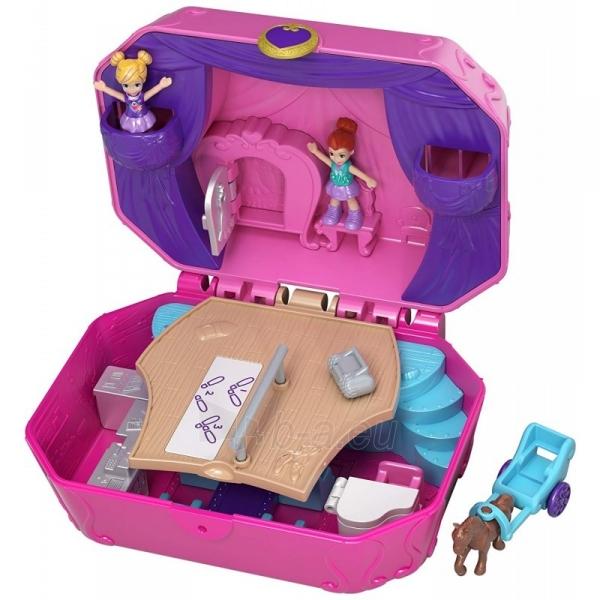 Rinkinys FRY35 / GCJ88 Mattel Polly Pocket Tiny Twirlin Music Box Paveikslėlis 1 iš 6 310820230599
