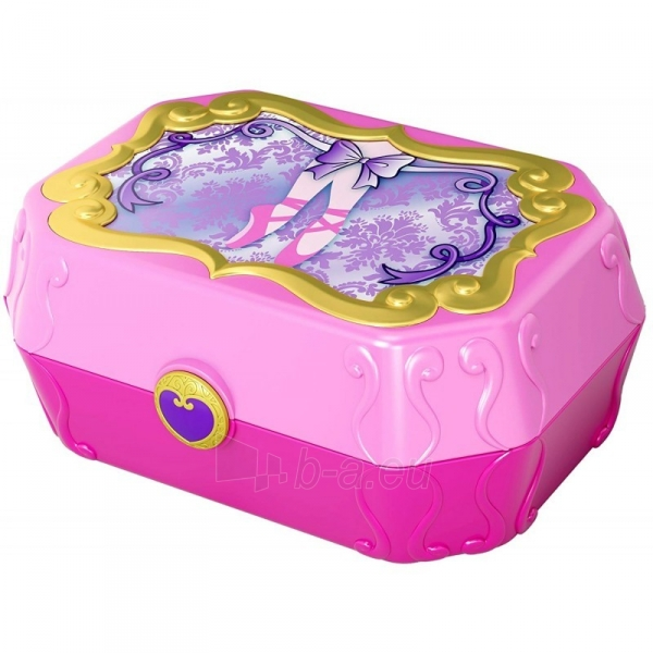 Rinkinys FRY35 / GCJ88 Mattel Polly Pocket Tiny Twirlin Music Box Paveikslėlis 2 iš 6 310820230599
