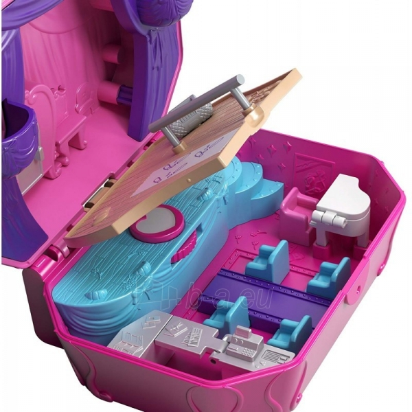 Rinkinys FRY35 / GCJ88 Mattel Polly Pocket Tiny Twirlin Music Box Paveikslėlis 3 iš 6 310820230599