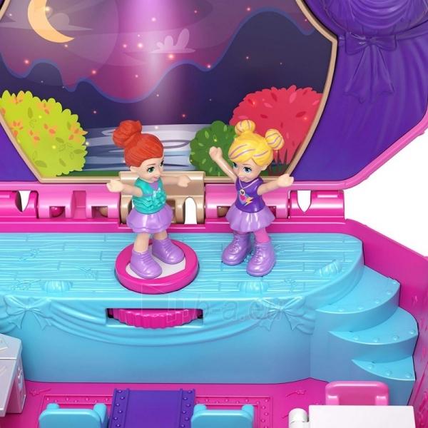 Rinkinys FRY35 / GCJ88 Mattel Polly Pocket Tiny Twirlin Music Box Paveikslėlis 4 iš 6 310820230599