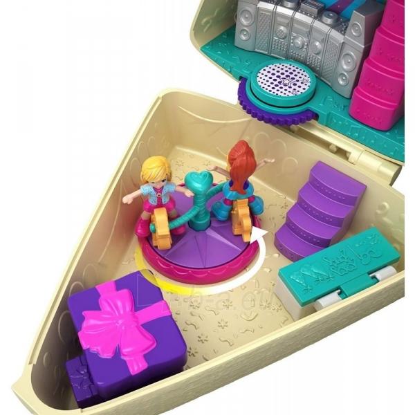 Rinkinys FRY35 / GFM49 Mattel Polly Pocket World - Birthday Cake Bash Paveikslėlis 3 iš 5 310820230702