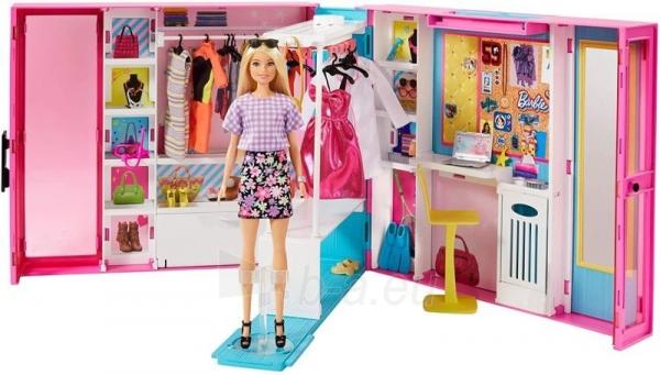 Rinkinys GBK10 Barbie Dream Closet Paveikslėlis 2 iš 6 310820230580