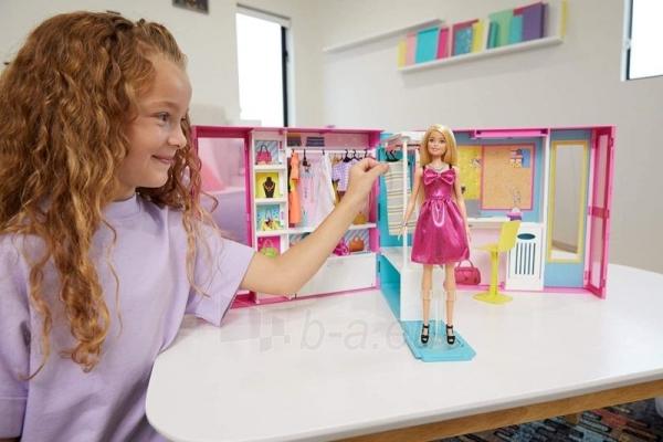 Rinkinys GBK10 Barbie Dream Closet Paveikslėlis 3 iš 6 310820230580