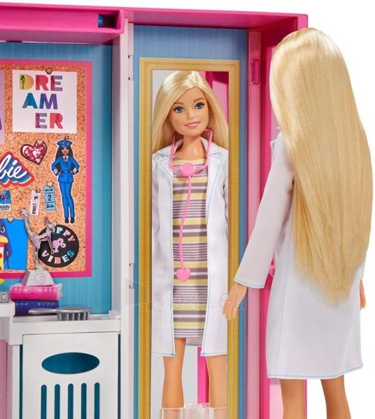 Rinkinys GBK10 Barbie Dream Closet Paveikslėlis 4 iš 6 310820230580