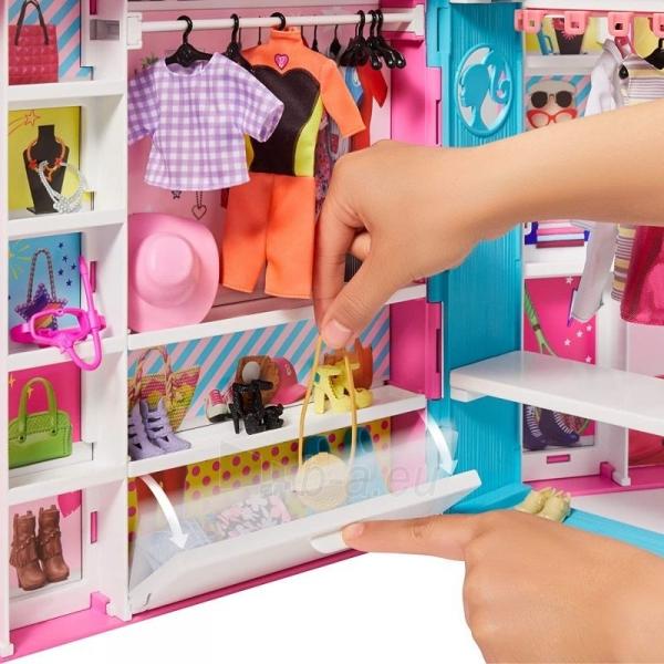 Rinkinys GBK10 Barbie Dream Closet Paveikslėlis 5 iš 6 310820230580