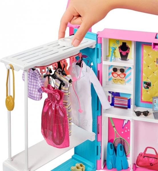 Rinkinys GBK10 Barbie Dream Closet Paveikslėlis 6 iš 6 310820230580