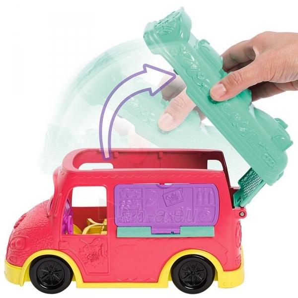Rinkinys GDM20 Polly Pocket®Swirlin Smoothie Truck Paveikslėlis 6 iš 6 310820230595