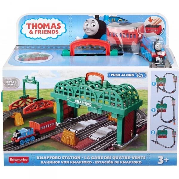Rinkinys GHK74 Fisher-Price Thomas And Friends Knapford Station Paveikslėlis 1 iš 6 310820230577