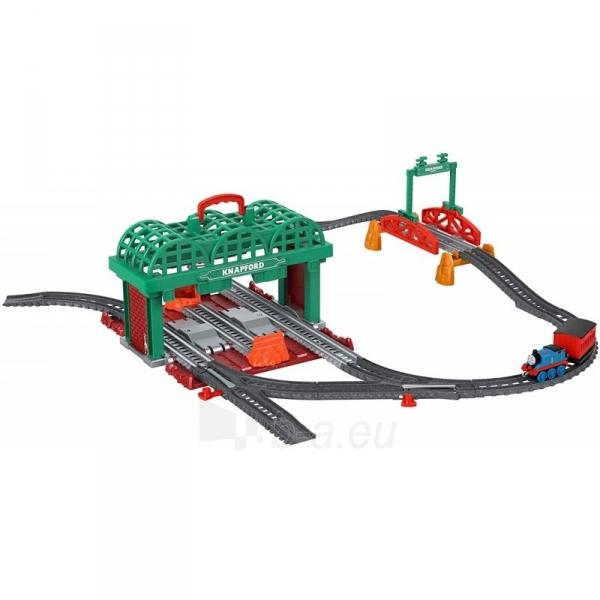 Rinkinys GHK74 Fisher-Price Thomas And Friends Knapford Station Paveikslėlis 2 iš 6 310820230577