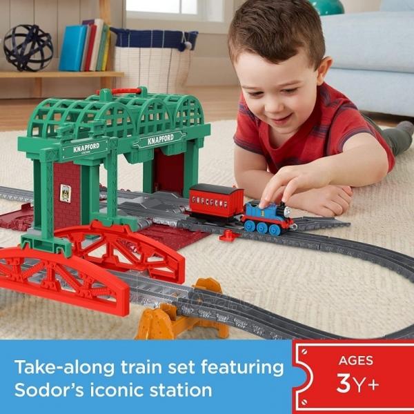 Rinkinys GHK74 Fisher-Price Thomas And Friends Knapford Station Paveikslėlis 3 iš 6 310820230577