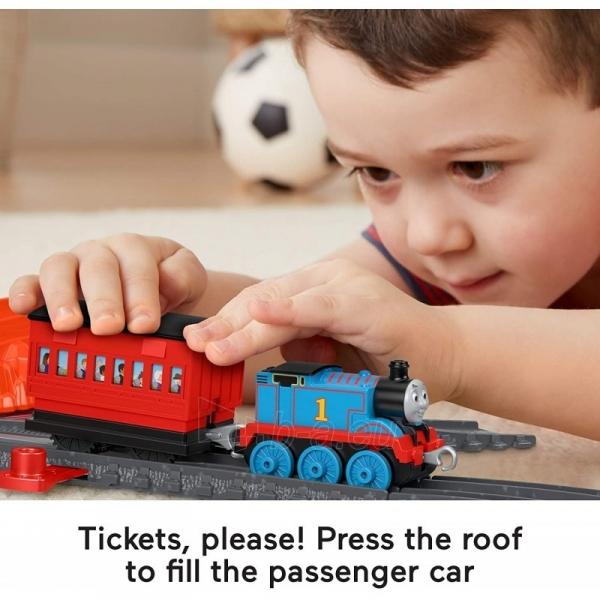 Rinkinys GHK74 Fisher-Price Thomas And Friends Knapford Station Paveikslėlis 4 iš 6 310820230577