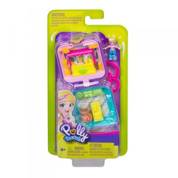 Rinkinys GKJ40 Mattel Polly Pocket Tiny Compact Paveikslėlis 2 iš 3 310820230615