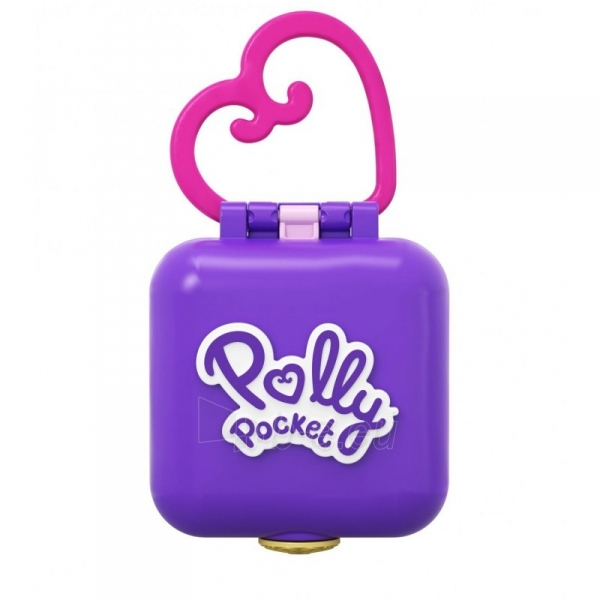 Rinkinys GKJ40 Mattel Polly Pocket Tiny Compact Paveikslėlis 3 iš 3 310820230615