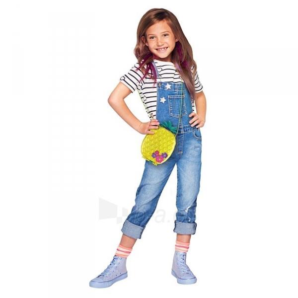 Rinkinys GKJ64 / GKJ63 Polly Pocket™ Polly™ & Lila™ Tropicool™ Pineapple Wearable Paveikslėlis 3 iš 6 310820230596