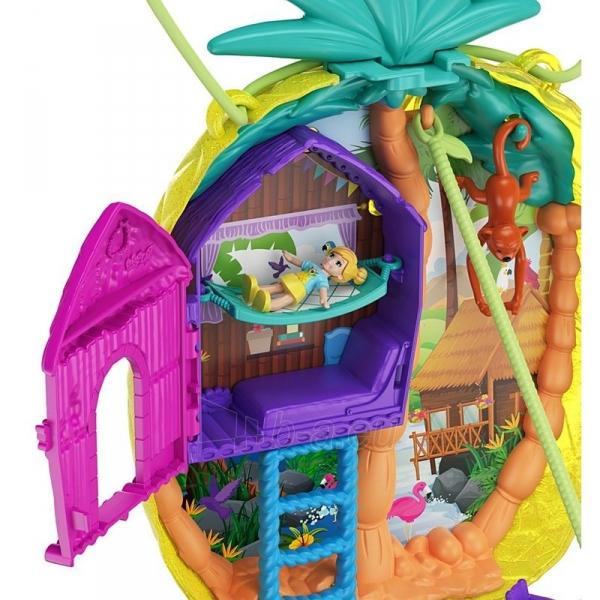 Rinkinys GKJ64 / GKJ63 Polly Pocket™ Polly™ & Lila™ Tropicool™ Pineapple Wearable Paveikslėlis 5 iš 6 310820230596
