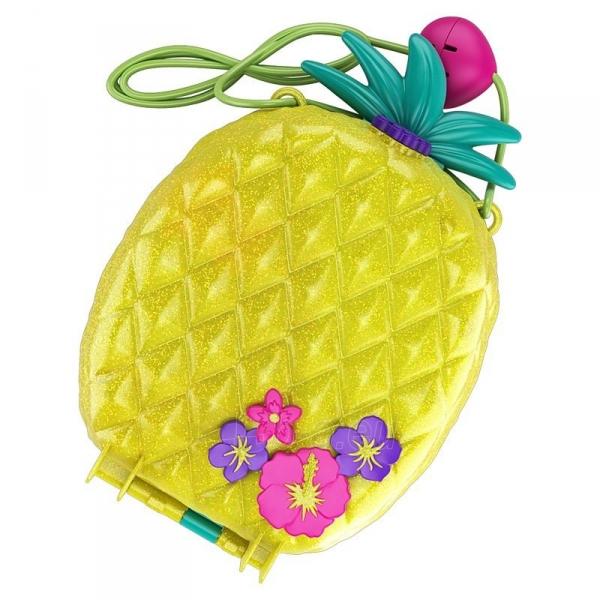 Rinkinys GKJ64 / GKJ63 Polly Pocket™ Polly™ & Lila™ Tropicool™ Pineapple Wearable Paveikslėlis 6 iš 6 310820230596