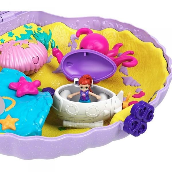 Rinkinys GNH11 Polly Pocket™ Tiny Power™ Seashell Purse Paveikslėlis 6 iš 6 310820230593
