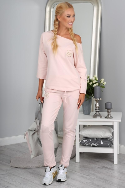 Rinkinys Kyndal (šviesiai rožinės spalvos) Paveikslėlis 1 iš 4 310820045570