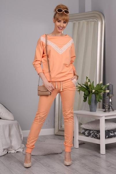 Rinkinys Palermo Palaidinė + Kelnės (persiko spalvos) Paveikslėlis 1 iš 3 310820035350