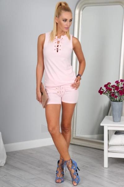 Rinkinys Rhett (šviesiai rožinės spalvos) Paveikslėlis 1 iš 3 310820041668