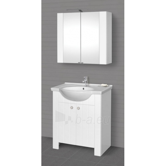 Riva veidrodinė spintelė SV 80-10 Paveikslėlis 3 iš 3 270760000041