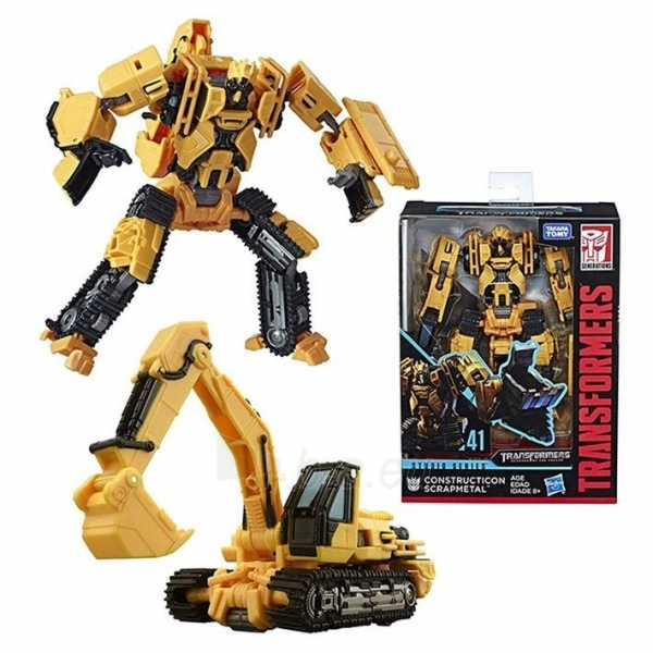 Robotas E4709 / E0701 Transformers Studio Series 47 Constructicon Hightower Paveikslėlis 1 iš 5 310820202270