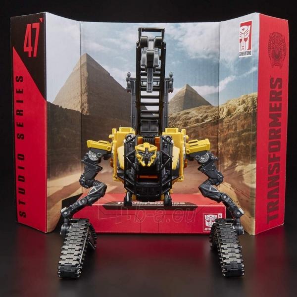 Robotas E4709 / E0701 Transformers Studio Series 47 Constructicon Hightower Paveikslėlis 2 iš 5 310820202270