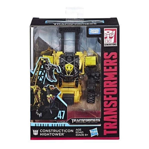 Robotas E4709 / E0701 Transformers Studio Series 47 Constructicon Hightower Paveikslėlis 5 iš 5 310820202270