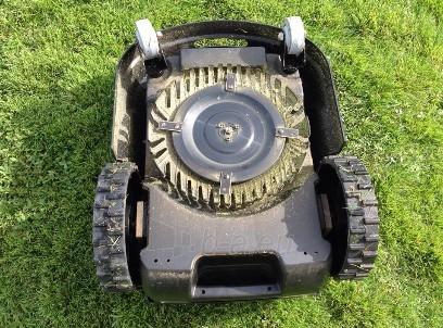 Robot lawn mower S520 Paveikslėlis 3 iš 5 268901000824