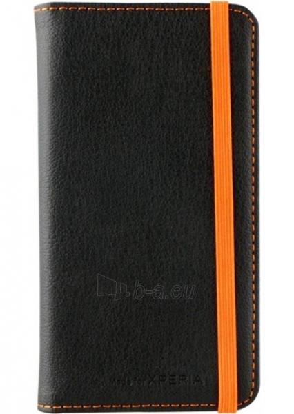 Roxfit Xperia Z5 Compact Premium Book Case (Black) Paveikslėlis 1 iš 3 250232003033