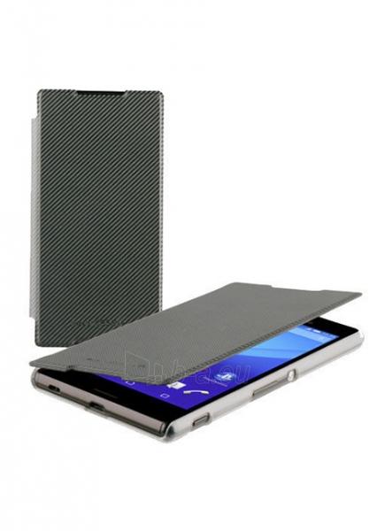 Roxfit Xperia Z5 Premium Slim Book Case (Black) Paveikslėlis 1 iš 1 250232003034