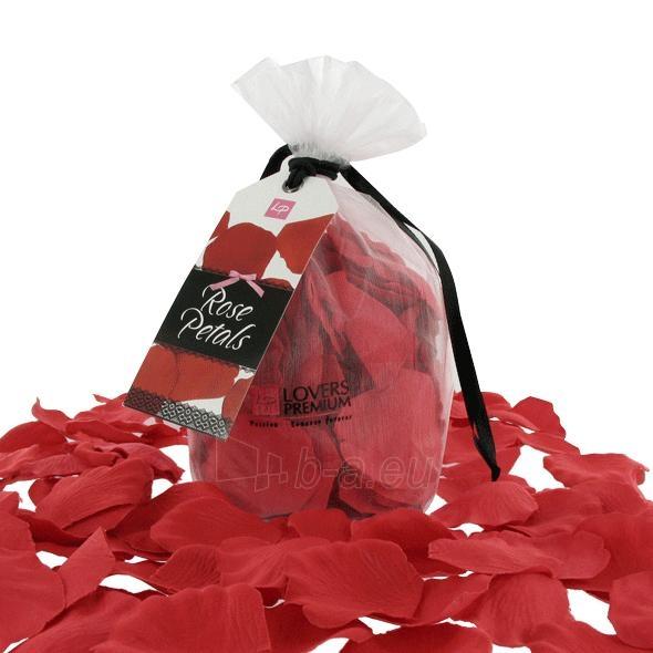Rožės žiedlapiai - Raudoni Paveikslėlis 1 iš 1 2514100000035