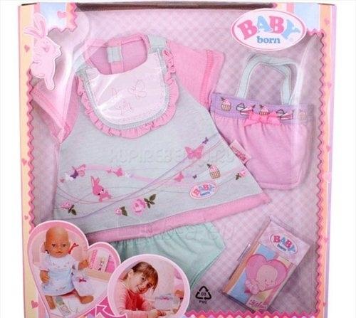 Rūbeliai ZAPF CREATION 811498 BABY BORN Paveikslėlis 1 iš 1 250710900521
