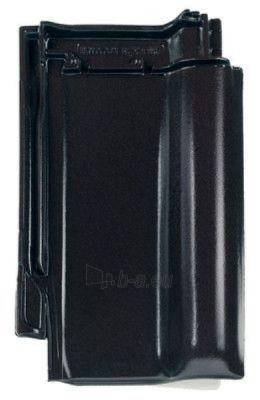 RUBIN 13V Čerpė keraminė, juoda kvarcinė angoba Paveikslėlis 1 iš 1 237170200036