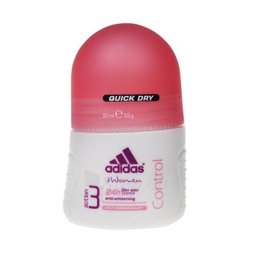 Roll deodorant Adidas Action 3 Control Deo Rollon moterims 50ml Paveikslėlis 1 iš 1 2508910000864