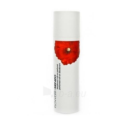 Rutulinis dezodorantas Kenzo Flower By Kenzo Deo Rollon 50ml Paveikslėlis 1 iš 1 2508910000627