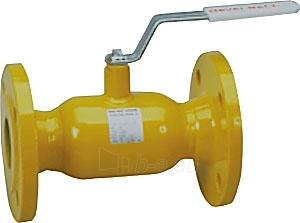 Rutulinis ventilis NAVAL virinamas, dujoms, flanšinis, d 4'' Paveikslėlis 1 iš 1 270113000061