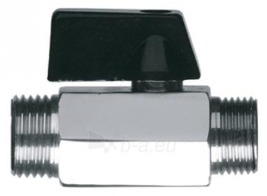 Rutulinis ventilis REMER, d 1/2'' Paveikslėlis 1 iš 1 270116000117
