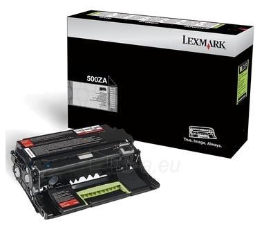 Developing block black Lexmark 500ZA | 60000 pgs | MS310d / MS310dn / MS410d / M Paveikslėlis 1 iš 1 2502560202165