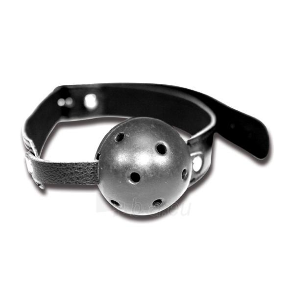 S&M - BREATHABLE BALL GAG Paveikslėlis 1 iš 2 25140919000045