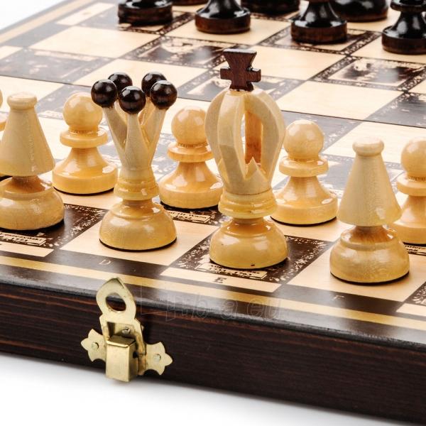 Šachmatai Filipek 350 x 350 mm Paveikslėlis 6 iš 6 310820154748
