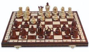Šachmatai KOMPAKT King's 48 Paveikslėlis 1 iš 2 251010000131